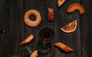 vin santo maccheroni